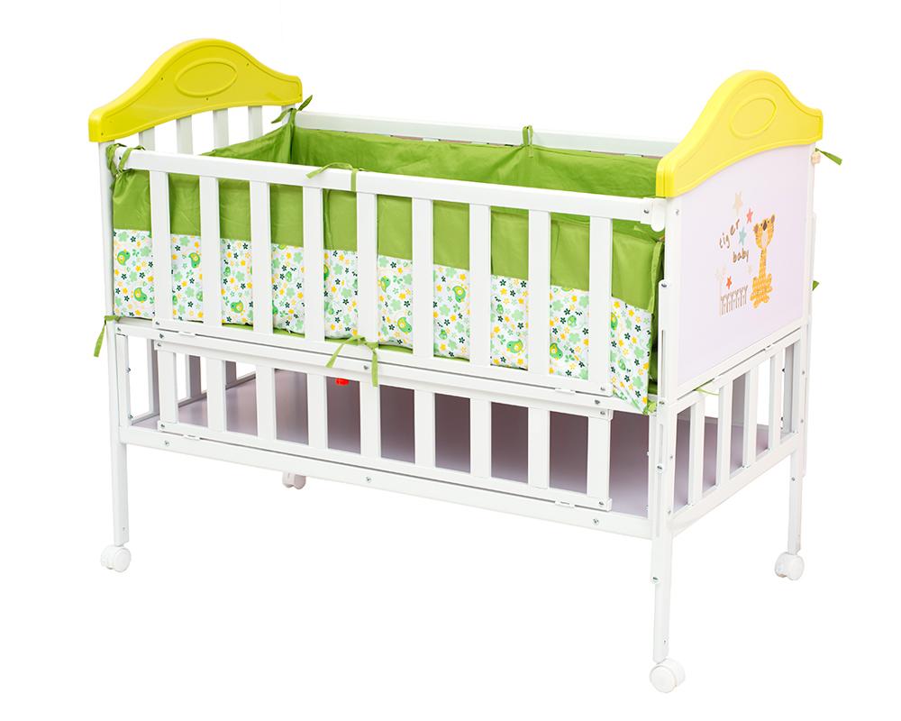 Купите кроватку для новорожденного с бесплатной доставкой по новосибирску в интернет-магазине дочки-сыночки, цены от 2 руб., в наличии модель кроваток для новорожденных.